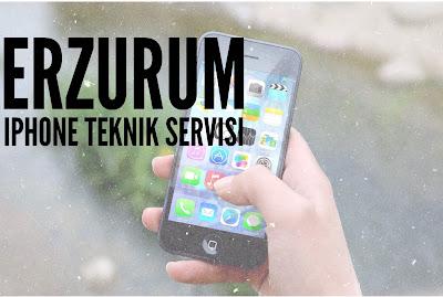 erzurum iphone servis