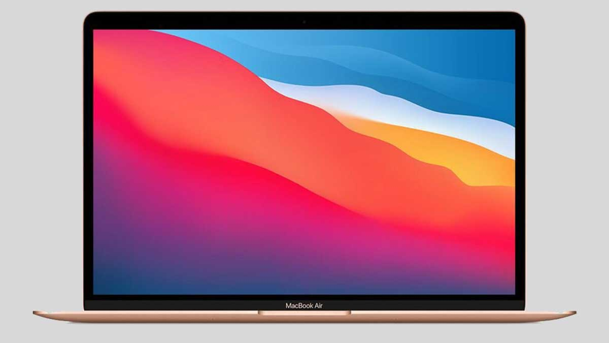 ميزات MacBook Air