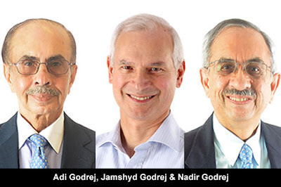 Adi Godrej And Family