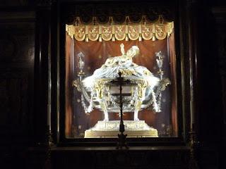 Relíquina da Basílica de Santa Maria Maior