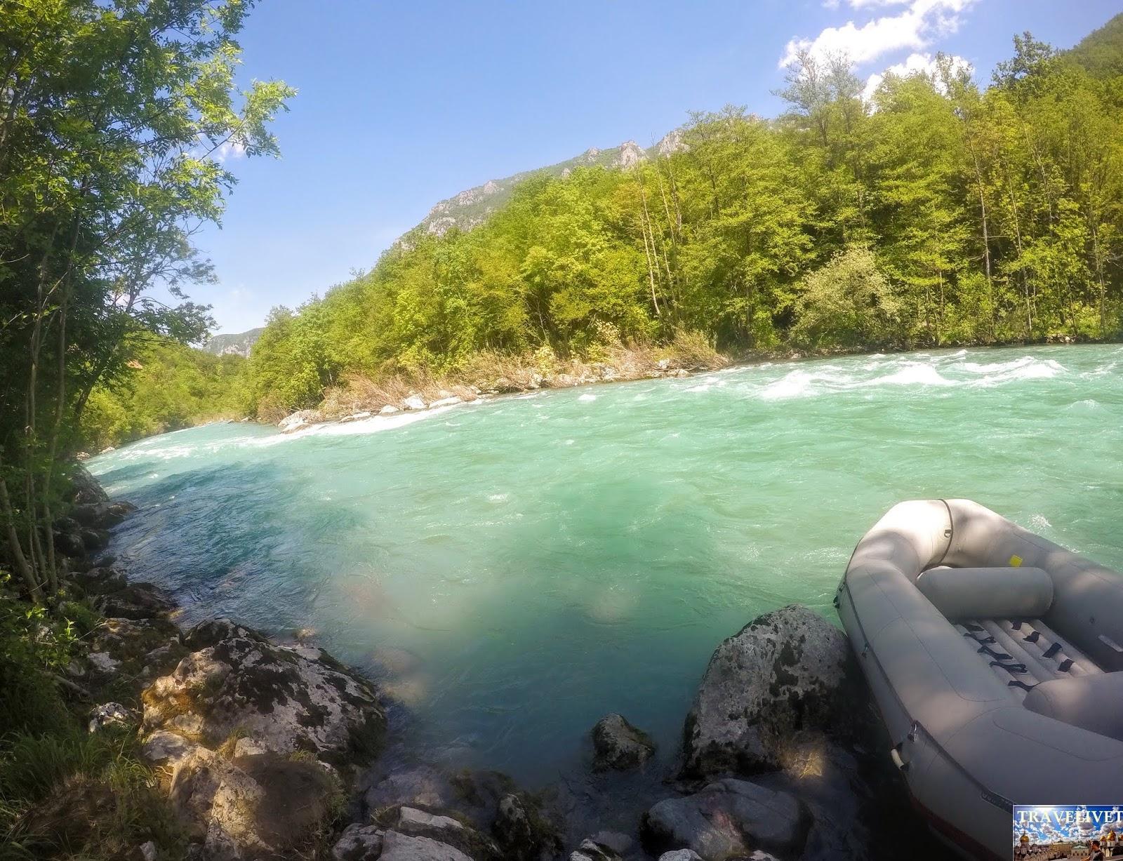 Monténégro : Rafting rivière Tapa