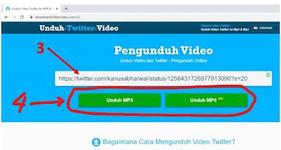 cara download video di twitter via laptop - 3