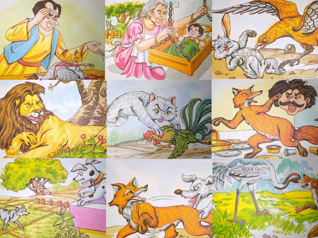 Top 10 Stories In Hindi For Children