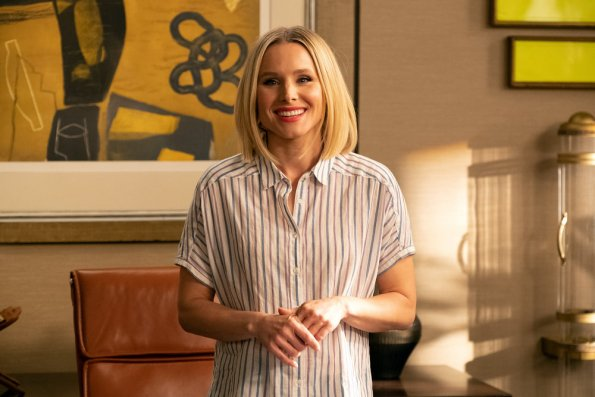 """NUP 186635 2860 595 - The Good Place (S04E01-02) """"A Girl From Arizona"""" Season Premiere Preview"""