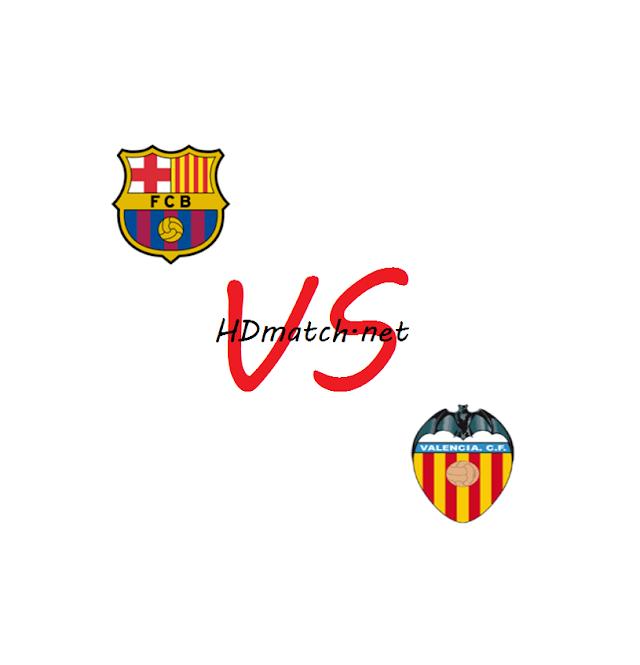 مباراة فالنسيا وبرشلونة بث مباشر مشاهدة اون لاين اليوم 25-1-2020 بث مباشر الدوري الاسباني valencia vs barcelona