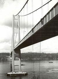 2 November 1940 worldwartwo.filminspector.com Tacoma Narrows Bridge Galloping Gertie