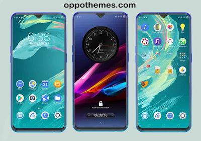 Sonny Xperia Theme For Oppo Realme Smartphone