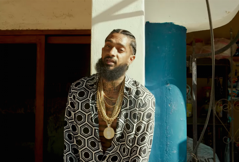 Nipsey Hussle Enjoys Quality Time In Mexico In 'Victory Lap' Video
