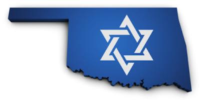 Oklahoma Jewish Star