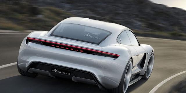 Tout ce que nous savons sur la Porsche Taycan