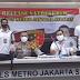Polres Metro Jakarta Selatan Tangkap Komplotan Begal yang Bacok Korban di Pasar Minggu