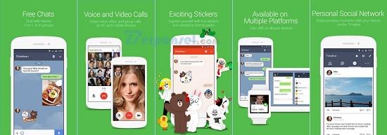 aplikasi android video call free