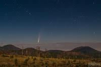 #7. 8 lipca przed wschodem Słońca. Credit: Jeremy Perez (Flagstaff, Arizona, USA).