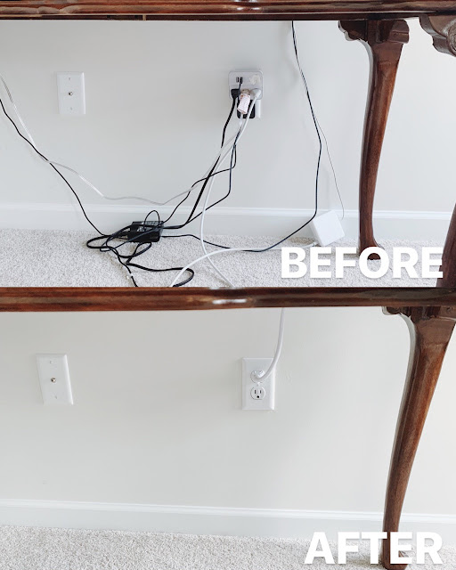 How to Hide Cords and Wires in Your Home