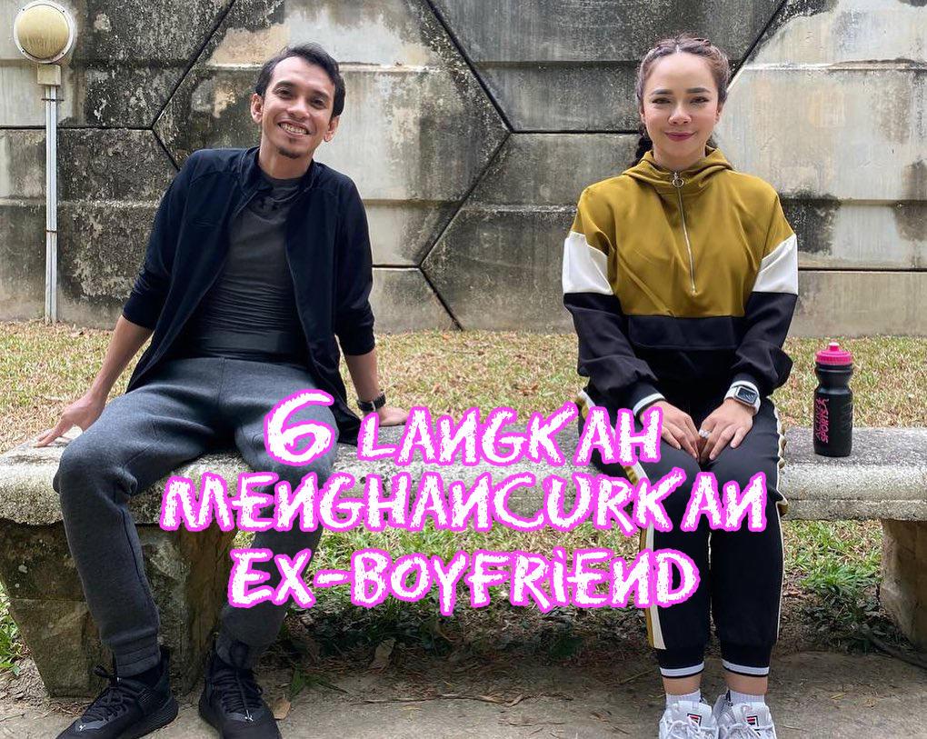 Saksikan Telefilem 6 Langkah Menghancurkan Ex Boyfriend Tayangan Di Astro Citra