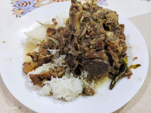 Masak Nasi Daging Paling Mudah Dan Sedap