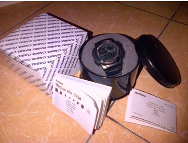 Pengalaman beli tas dan jam tangan di Lazada
