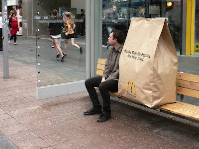 Creative Advertisements Using Oversized Objects (15) 16