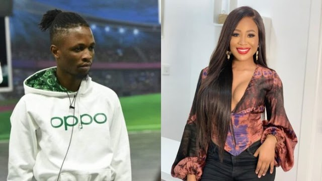 BBNaija: Apparently Erica Blocked Laycon Hours After He Followed Her Forcing Him To Unfollow
