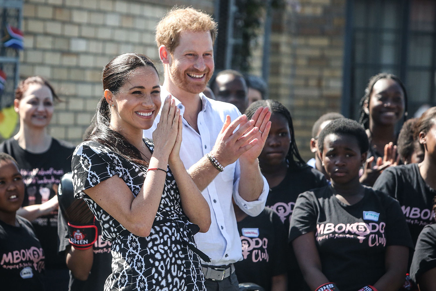 Prince Harry Wants To Move To Africa With His Wife