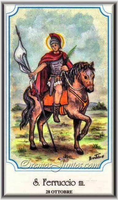 Resultado de imagen para San Ferrucio de Maguncia
