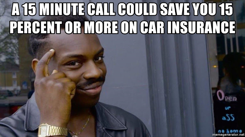 15 Minutes Could Save You 15 Percent or More on Car Insurance