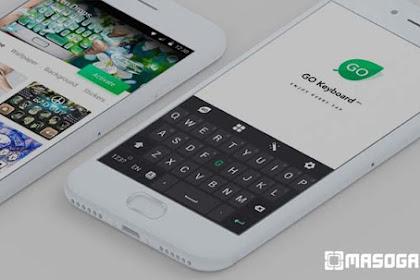 Aplikasi Keyboard Android Bergambar Terbaik Untuk digunakan