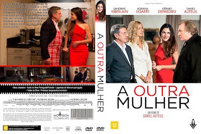Filme A Outra Mulher (Amoureux de ma femme) DVD Capa