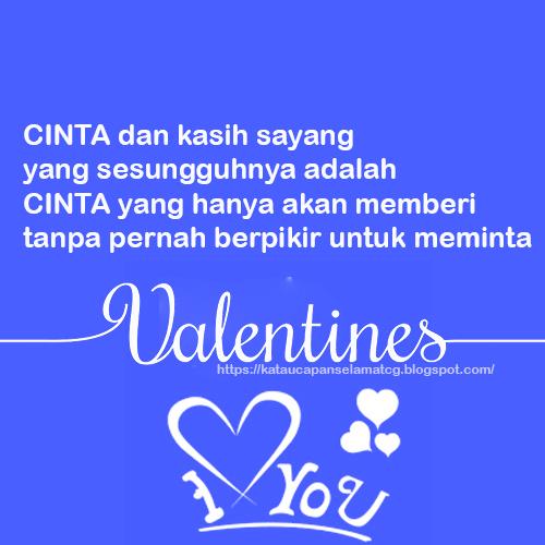 Kata Ucapan Selamat Hari Valentine Terbaru Kata Ucapan Selamat Terbaru