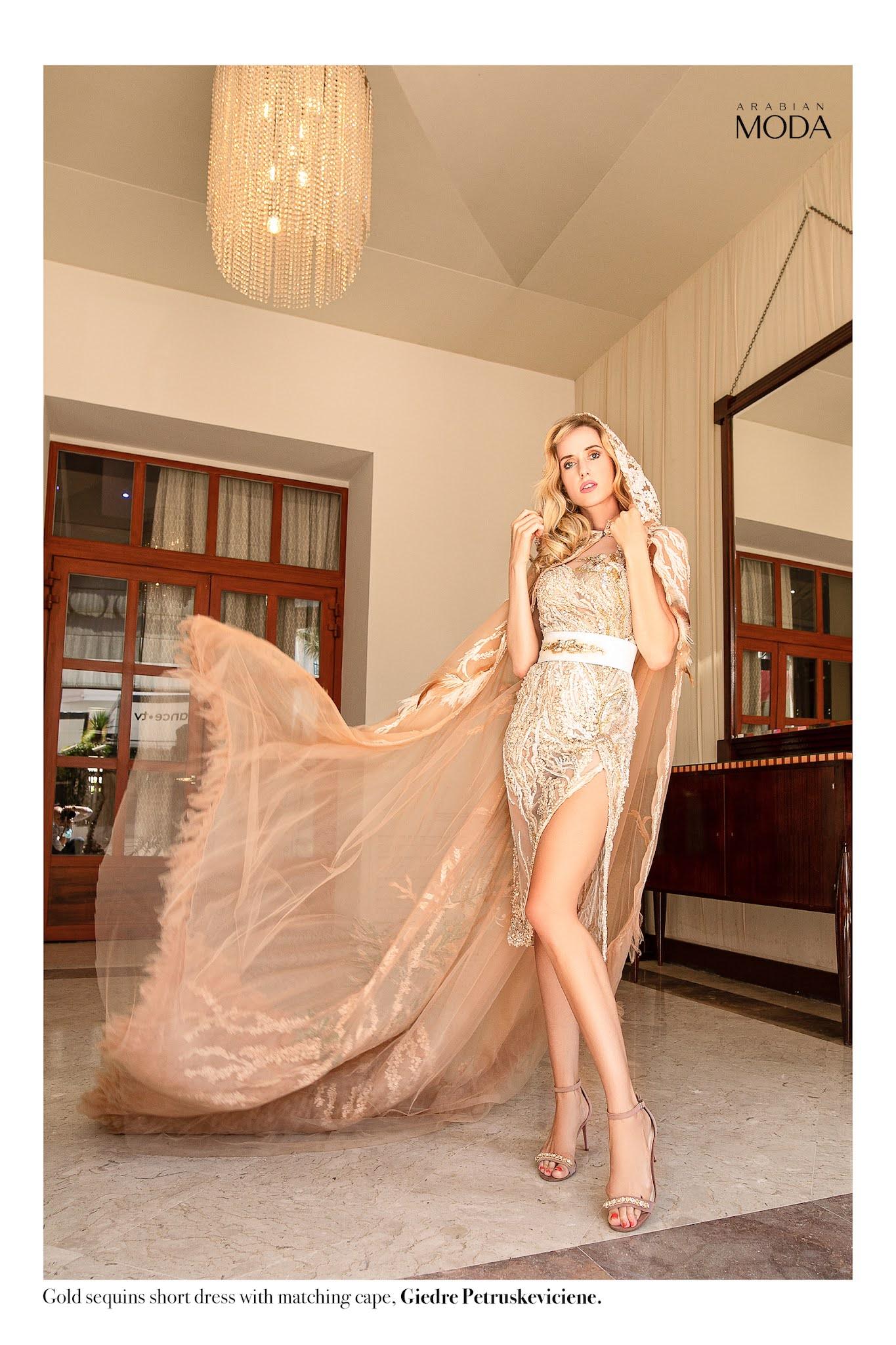Arabian Moda x Wilma Elles