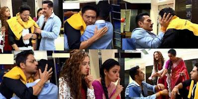 """Anuj-Vanraj Gets Drunk, Gives Hug and Kisses to Each-Other, Anupamaa Upcoming Story Episode Spoiler"