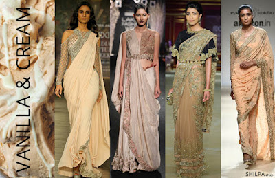 8 Latest Colors and Shades for Saree – Inspired By Bollywood