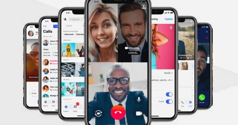13 Aplikasi Video Call Atau Video Conference Gratis Dan Ringan