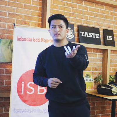 Belajar SEO dan keuangan bersama komunitas ISB