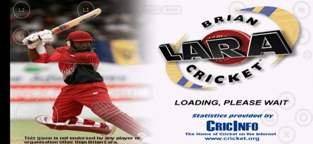 Brian Lara Cricket From Super Starji