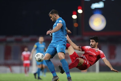 ملخص اهداف مباراة النصر والوحدة (1-1) الدوري السعودي