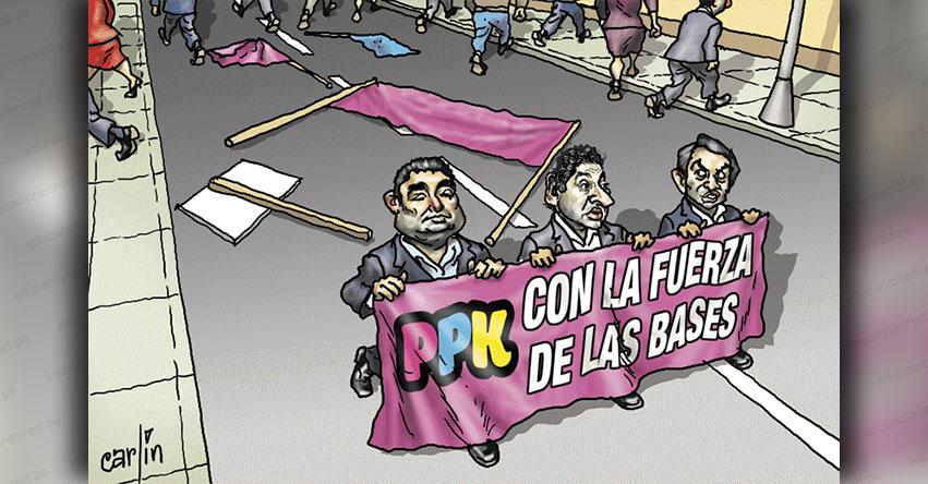 Carlincaturas Sábado 23 Febrero 2019 - La República