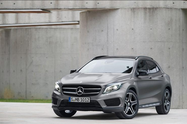 2017 Mercedes GLA Specifications and Powertrain