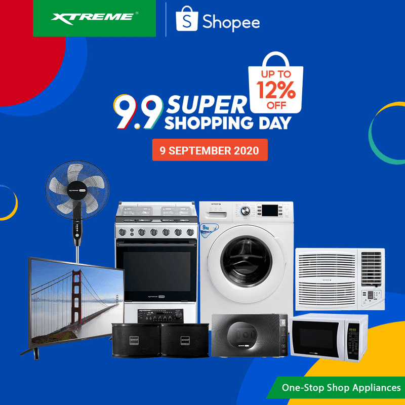 Huge discounts on selected home entertainment and kitchen appliances