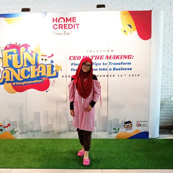 Tips Asyik Mengatur Keuangan ala FUNancial di Surabaya
