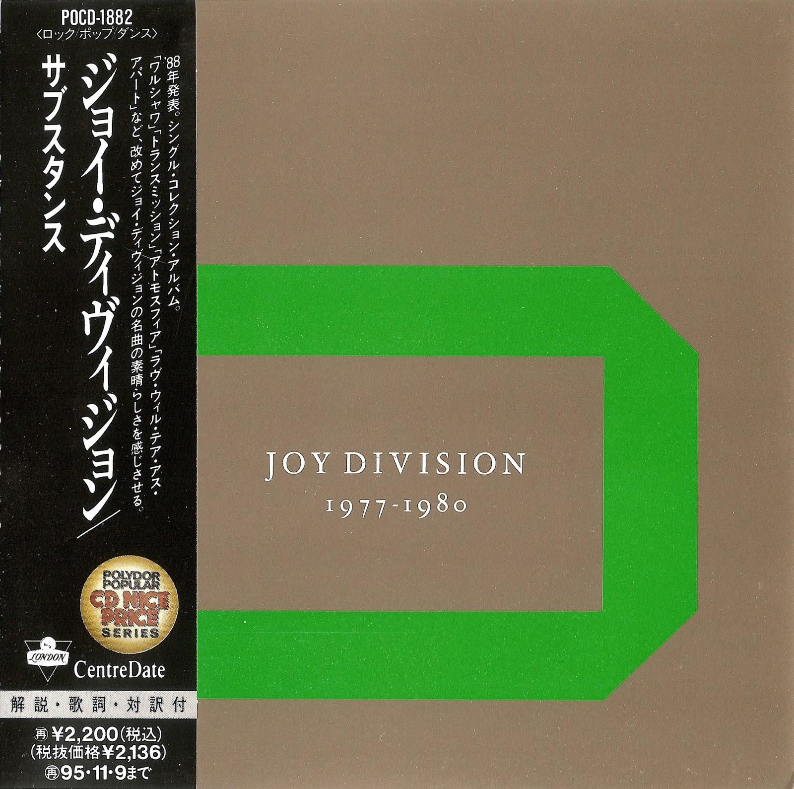 Música Libertad Del Alma: [DD] Discografía Joy Division 320