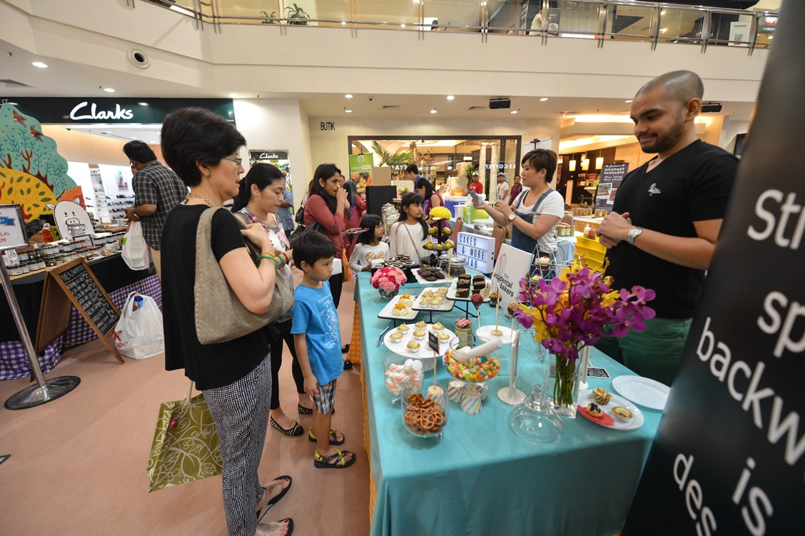 maple food market: great eastern mall's picnic of pleasures, 1-4 november 2018