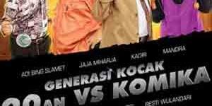 Download Film 'Generasi Kocak: 90an VS Komika' 720p