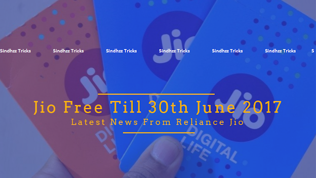 Jio Free till June,jio updates,jio latest news,jio after march,jio new offer,jio new offer,jio 100rs offer,jio till june 2017,jio tricks,jio till december 2017,