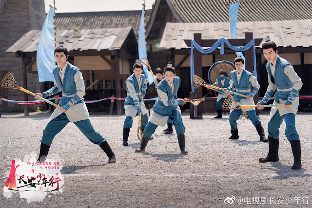 the chang'an youth