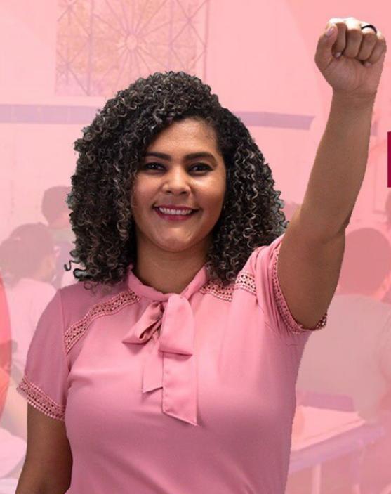 Vereadora baiana sofre ataques na internet