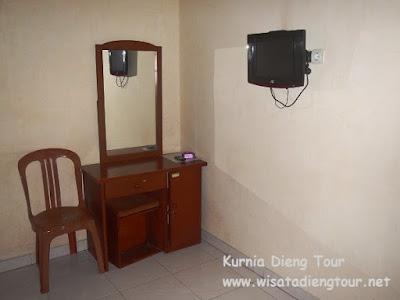 fasilitas kamar hotel pison