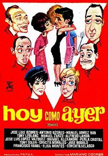 Hoy como ayer | 1966 | Alfredo Landa