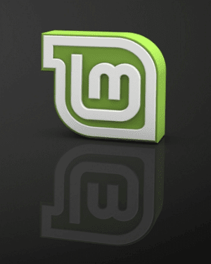 The Linux Mint 18.1 Logo