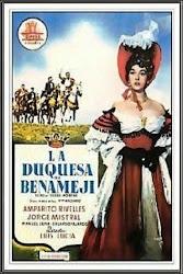 La duquesa de Benamejí (1949) Descargar y ver Online Gratis